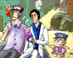 Dick convention by antiphile