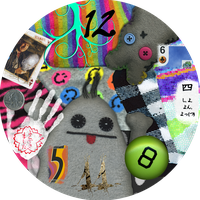 Clock Of Awesome by RanebowStitches