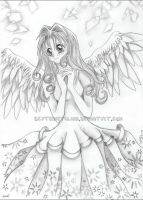 Marron Angel by ScytheMetalAnn