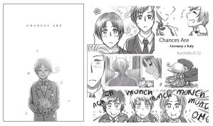 Chances are - GERITA- DOUJINSHI PREVIEW by kuroneko3132