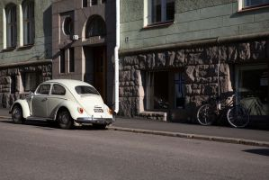 In old district by olgaFI