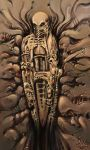Homage to Giger by GrungeTV