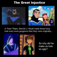 The Great Injustice by SilverLady7