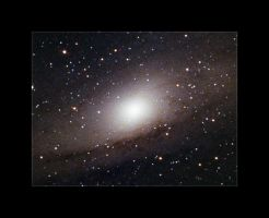 M31 - The Core by Hector42