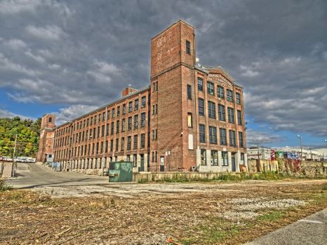 Old Factory by thefusa