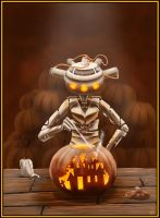Pumpkin Carver A7281J by JulieFairhurst