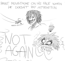 1 thing what soldiers like doing when Eren a giant by Zummeng