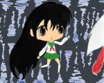 contest entry-kagome by CheshireHearts