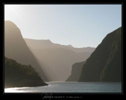 Milford Sound II by Crooty