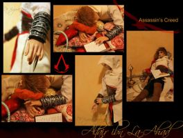 BJD Altair-When an eagle rests by GuiltyOne
