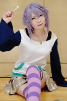 Mizore Shirayuki by CosplayQueenly