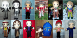 All 12 Doctors by TashaAkaTachi
