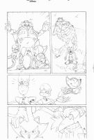 Sonic x #40 pg 10 by Dhutchison
