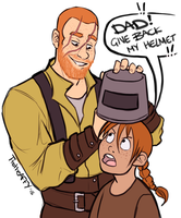 Father's Day pt. II by TtotheAFFY