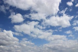 Basic clouds by CAStock