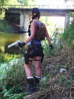 Tomb Raider: Classic by Gynger07
