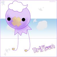 Drifloon by Evadoll