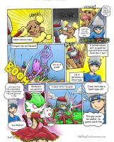 Pokemon trainer 7 ~ page 6 of 12 by MasterPloxy