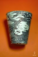 Psychedelic Cup Art by Lee-Cax