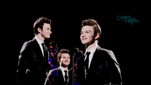 Chris Colfer at Trevor Project Live by mishulka