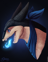 Buddy Got That Blue Flame by TJ-360