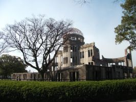 Hiroshima bomb site 1 by chaobreeder16
