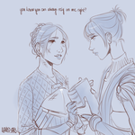 +a sister to me by against-stars