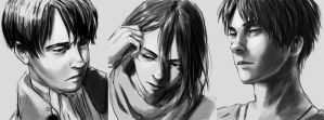 SNK sketches by eveblum