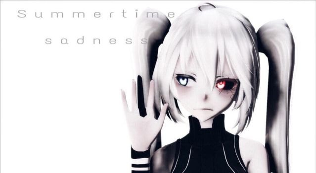 |mmd|Summertime Sadness |DL| by OneWhoFeelLonely2