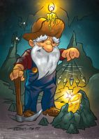 Sketchdrive: The Pixel Prospector by PencilInPain