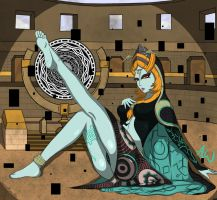Midna is love, Midna is life by Some1smarter