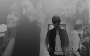 Super Girl, Hangeng ft Jessica by ganyonk