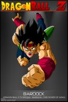 Dragon Ball Z - Bardock BD by DBCProject