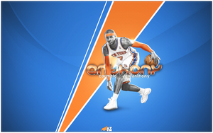 Carmelo Anthony Wallpaper by mattH27