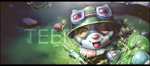 Cpt teemo on duty by mirzakS