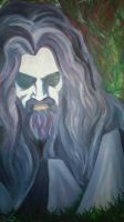 Rob Zombie  by Fearionette