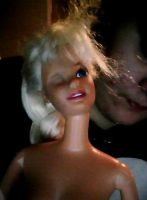 Stage 1.6 One eyed Barbie by I-Major-In-Magick