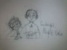 welcome to night vale by gemsoil