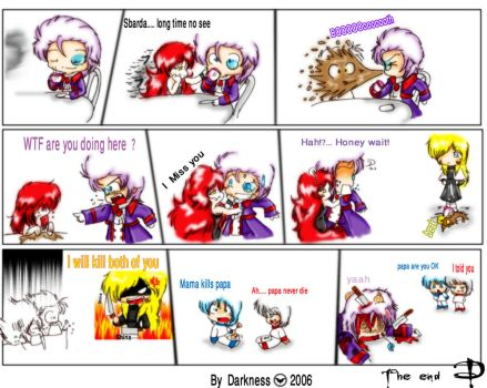Sparda :.NEVER Die.:    XD by BloodyChaser