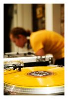 Sweet smell of vinyl.. by straightfromcamera