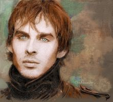 Ian Somerhalder.02 by BlueZest
