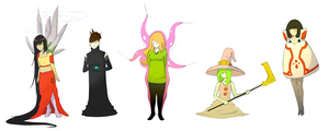 Witches by HallowDew