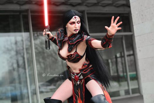 Starwars - Sith Lord by Kirchos