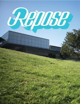 Repose Front Cover by Igluetronics