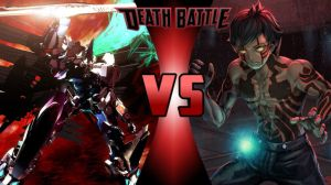 DEATH BATTLE: Elder God Demonbane vs Demi-Fiend by G-Odzilla