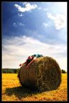 Enjoying the Summer by hquer