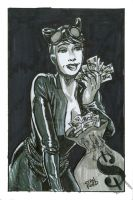 AlphaBabes Catwoman by jdstanford
