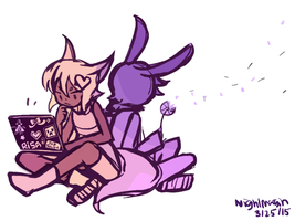 Rip - breaktime by NightMargin
