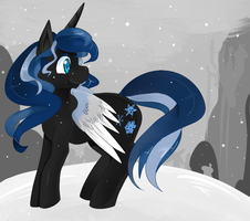 Snowdrift by Lustrous-Dreams