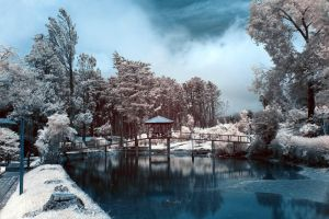 Laguna de Plata Infrared 001 by otas32